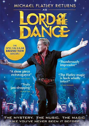 Lord of the Dance - Michael Flatley (2011) DVD Movie