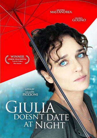 Giulia Doesn t Date at Night DVD Movie