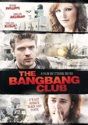 The Bang Bang Club DVD Movie