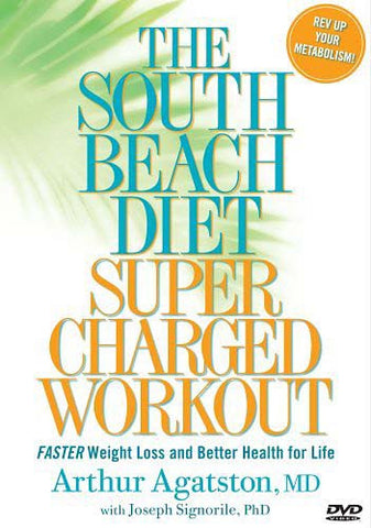 The South Beach Diet Super Charged Workout DVD Movie