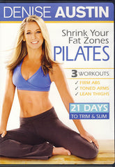 Denise Austin - Shrink Your Fat Zones Pilates (LG)