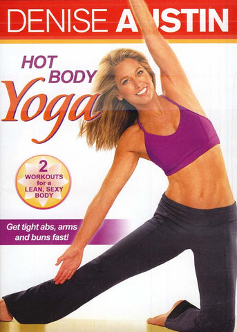 Denise Austin - Hot Body Yoga (LG) DVD Movie