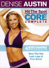 Denise Austin - Hit the Spot - Core Complete (LG)