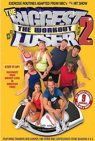 The Biggest Loser Workout - Vol. 2 DVD Movie