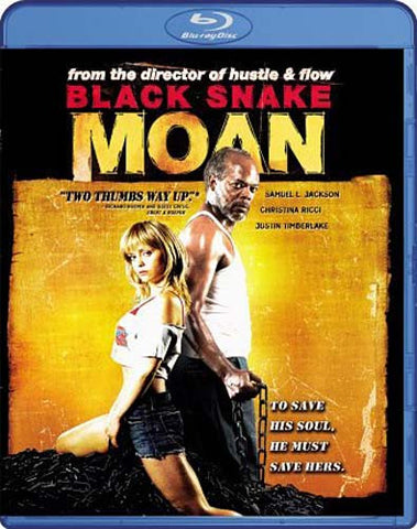 Black Snake Moan (Blu-ray) BLU-RAY Movie