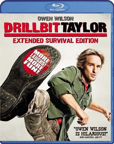 Drillbit Taylor (Extended Survival Edition) (Blu-ray) BLU-RAY Movie