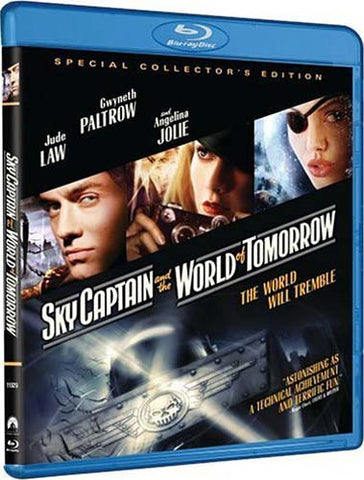 Sky Captain & the World of Tomorrow (Blu-ray) BLU-RAY Movie
