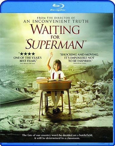 Waiting for Superman (Blu-ray) BLU-RAY Movie