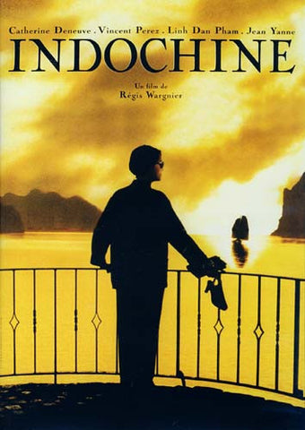 Indochine (French Only) DVD Movie
