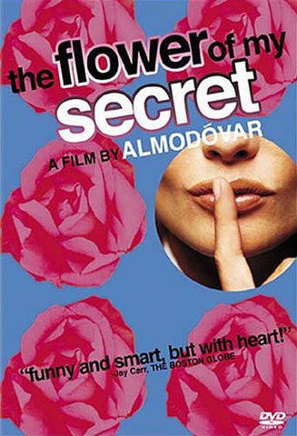 The Flower of My Secret DVD Movie