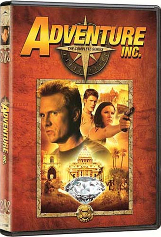 Adventure Inc. - The Complete Series (Boxset) DVD Movie