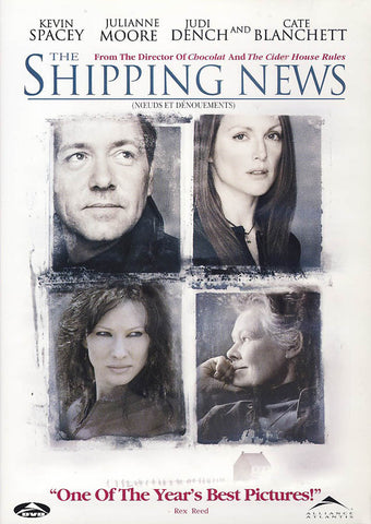 The Shipping News (Bilingual) DVD Movie