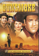Gunsmoke The Second Season, Vol. 2 (Boxset)