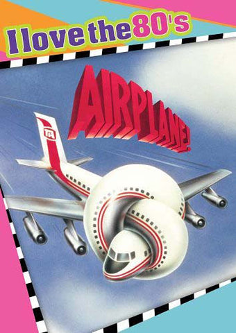 Airplane (I Love 80's) DVD Movie