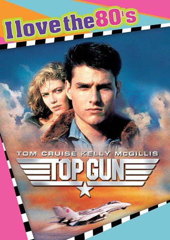 Top Gun (I Love 80's) DVD Movie