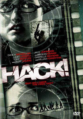 Hack! DVD Movie