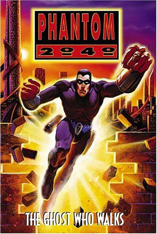 Phantom 2040: The Ghost Who Walks DVD Movie