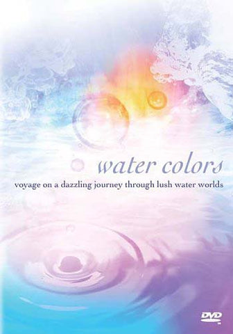 Water Colors DVD Movie