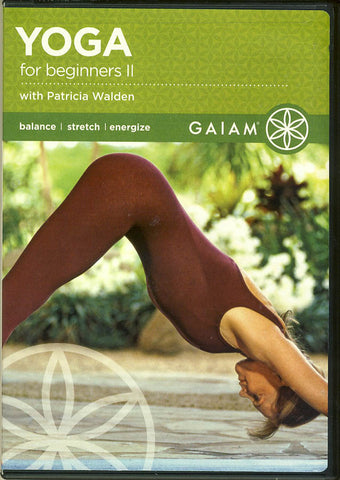 Yoga For Beginners II (Yoga Journal s Yoga Basics) DVD Movie