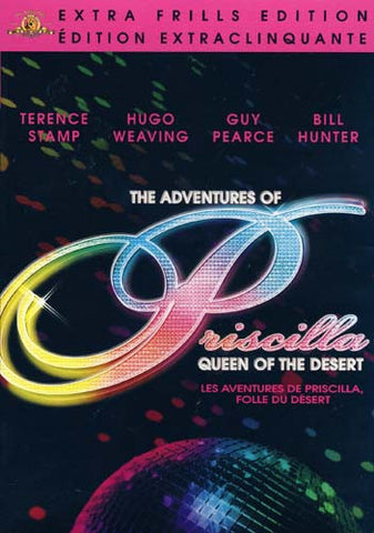 The Adventures of Priscilla Queen of the Desert (Extra Frills Edition) (MGM) (Bilingual) DVD Movie