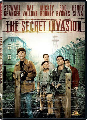 The Secret Invasion (Bilingual) DVD Movie