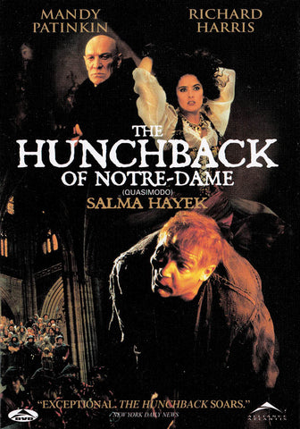 The Hunchback of Notre-Dame (Mandy Patinkin) (Bilingual) DVD Movie