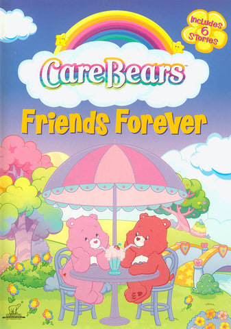 Care Bears - Friends Forever DVD Movie
