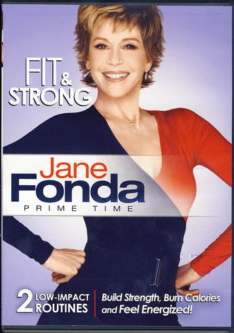 Jane Fonda: Prime Time - Fit And Strong (Lionsgate) DVD Movie