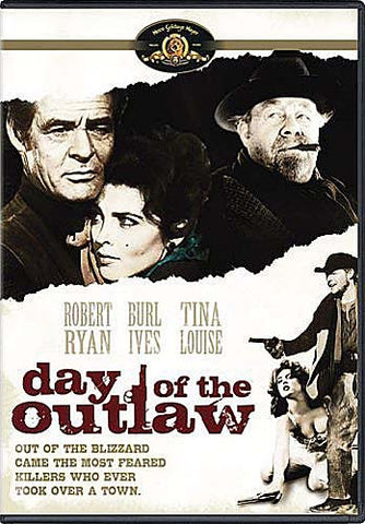 The Day of the Outlaw (MGM) (Bilingual) DVD Movie