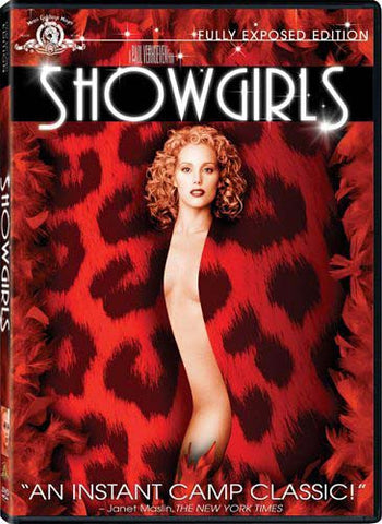 Showgirls (Fully Exposed Edition) (MGM) DVD Movie