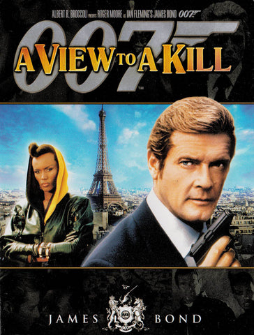 A View to a Kill (Single Disc) (MGM) (James Bond) DVD Movie