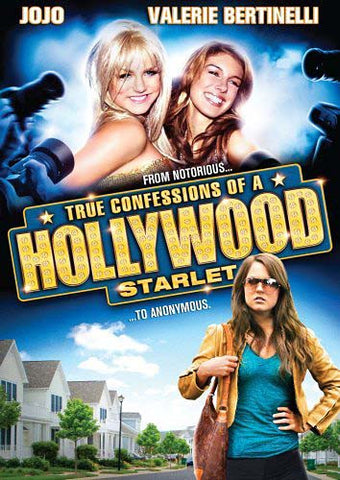 True Confessions of a Hollywood Starlet DVD Movie