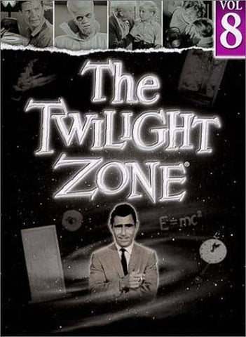 The Twilight Zone - Vol. 8 DVD Movie