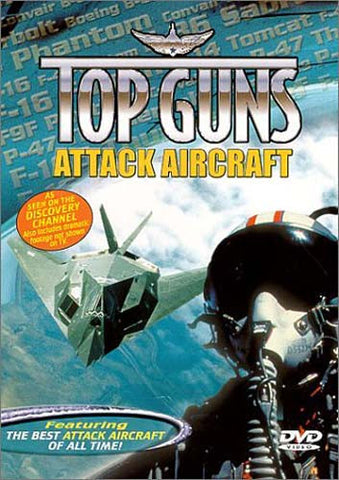 Top Guns - Attack Aircraft DVD Movie