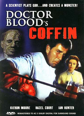 Doctor Blood's Coffin DVD Movie