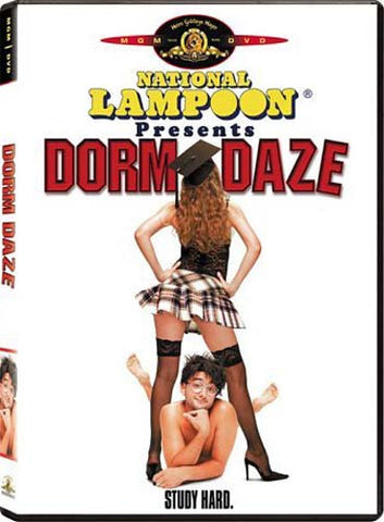 National Lampoon Presents Dorm Daze (R-Rated Edition) DVD Movie