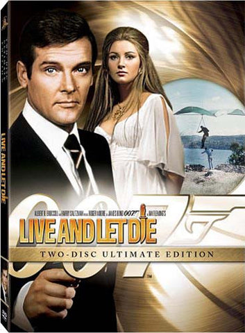 Live and Let Die (Two-Disc Ultimate Edition) (MGM) (Bilingual) DVD Movie