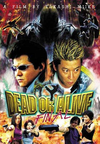 Dead or Alive - Final DVD Movie