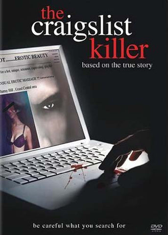 The Craigslist Killer DVD Movie