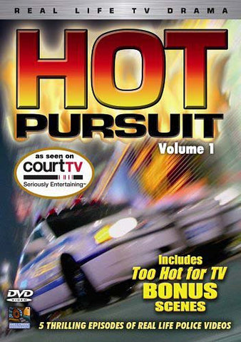 Hot Pursuit Volume 1 DVD Movie
