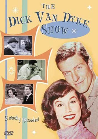 The Dick Van Dyke Show - 3 Wacky Episodes DVD Movie