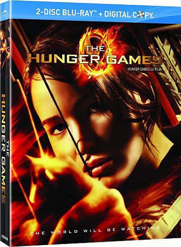 The Hunger Games (2-disc) (Blu-ray) (Slipcover) BLU-RAY Movie