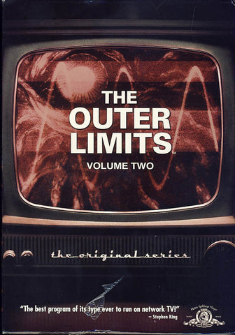 The Outer Limits (Original Series) - Volume 2 (Boxset) DVD Movie