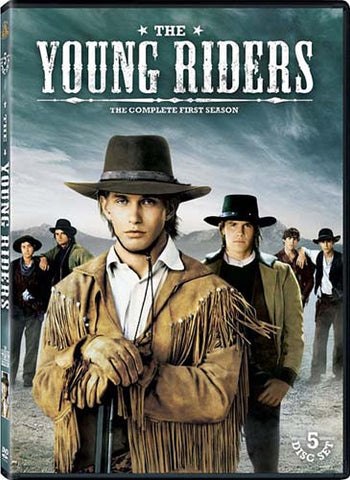 The Young Riders - The Complete First Season (Boxset) DVD Movie