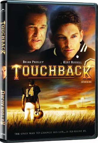 Touchback(Bilingual) DVD Movie