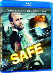 Safe (DVD+Blu-Ray Combo + Digital Copy) (Bilingual) (Blu-ray)
