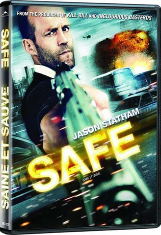 Safe (Jason Statham)(Bilingual) DVD Movie