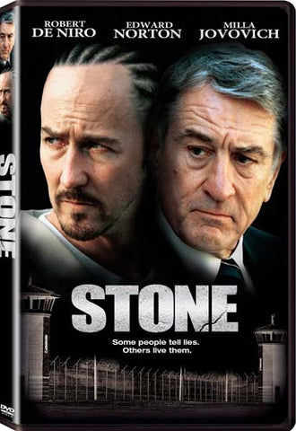 Stone DVD Movie
