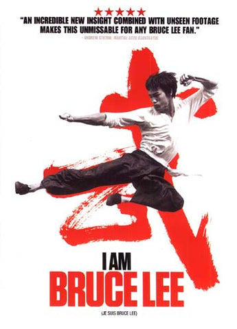 I Am Bruce Lee (Bilingual) DVD Movie