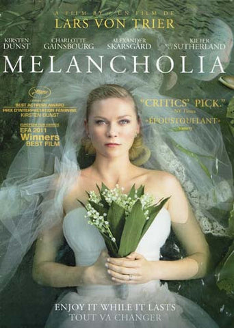 Melancholia (Bilingual) DVD Movie